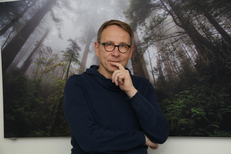 Michael Behrendt (Foto Ernst Stratmann)