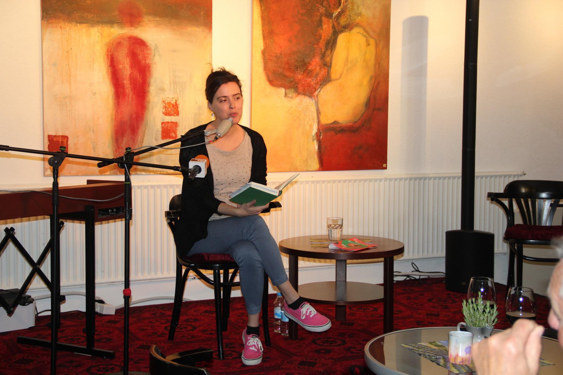 Susanne Hasenstab (Foto: gs)
