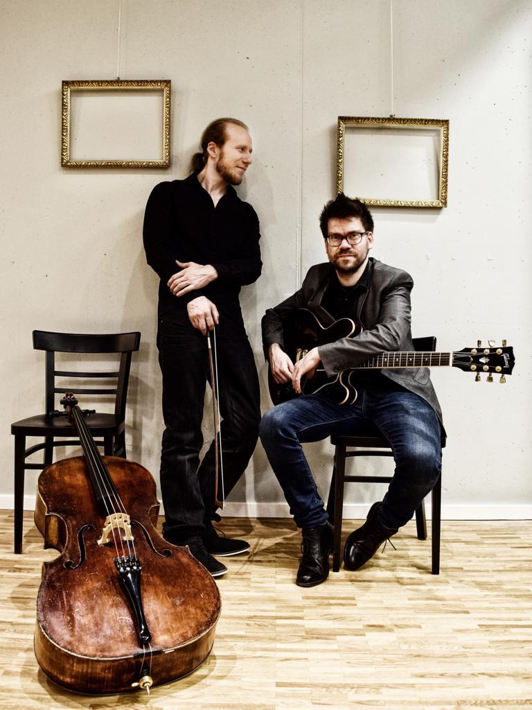 Cello meets Jazz