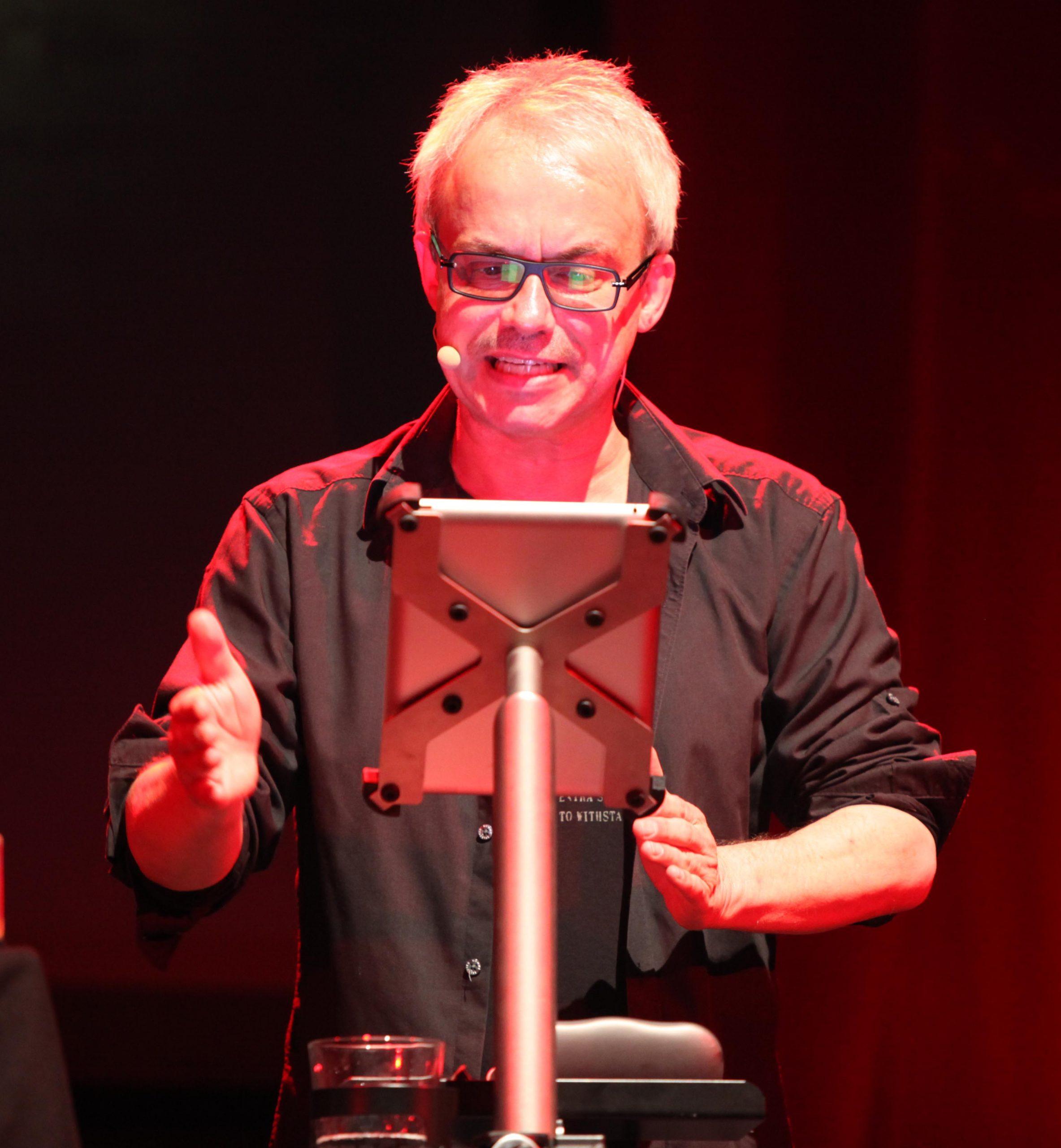 Henni Nachtsheim live (Foto: Gaby Bresslein)