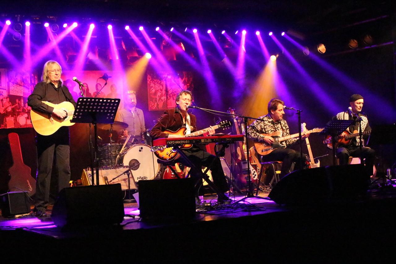 Live im Colos-Saal (Foto: Gerd Coordes)