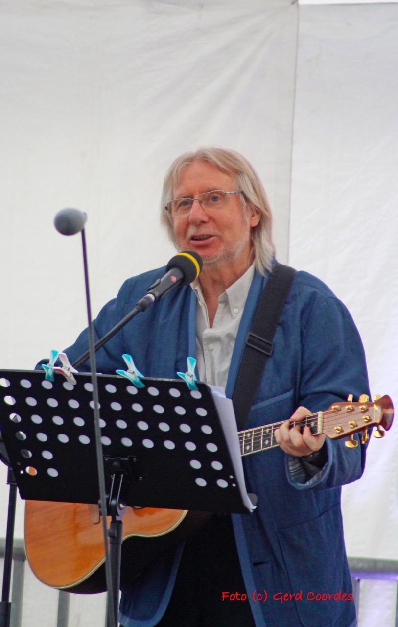 Volker Rebell (Foto: Gerd Coordes)