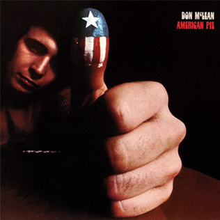 "Don McLean, Cover ""American Pie"""
