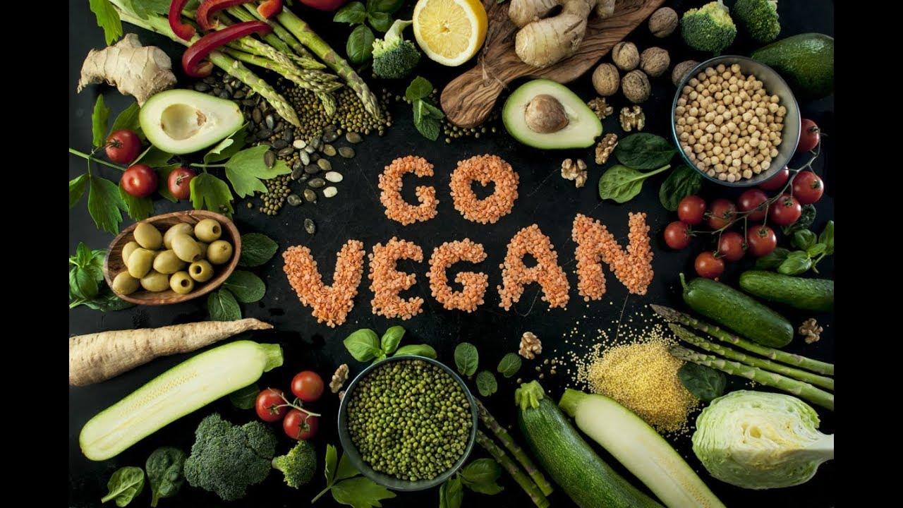go vegetarian