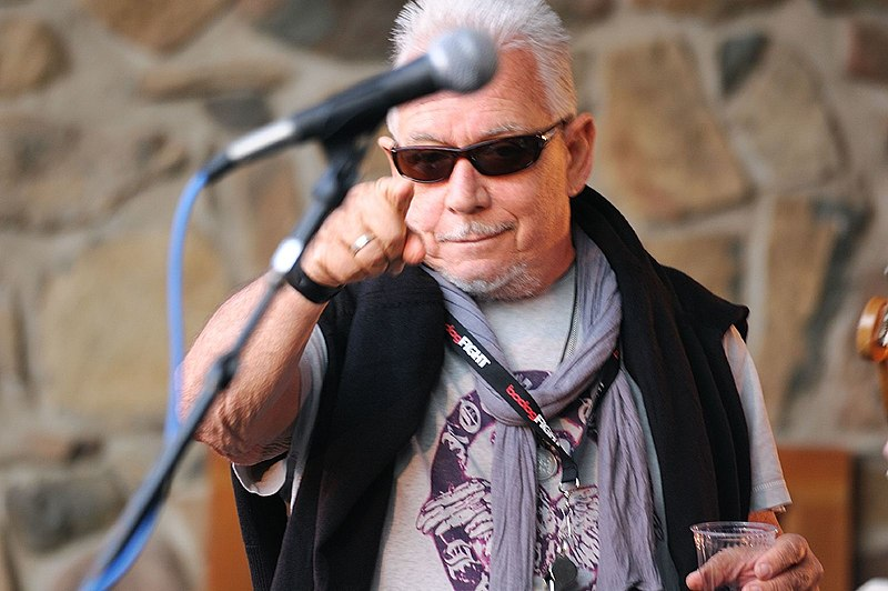 Eric Burdon (Wikimedia Commons)