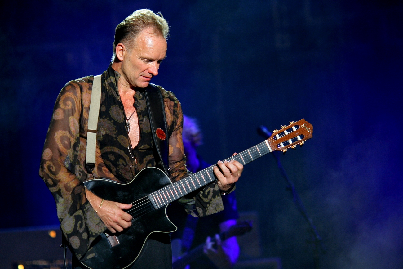 Sting (Foto: Yancho Sabev (Wikimedia Commons)